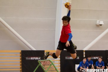 Tertiary Tchoukball Semi-Final: RP defeat NYP 25–24 to claim spot in final