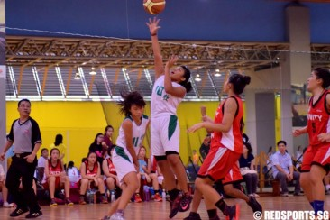 National B Div Bball (Girls): Unity trounce Ahmad Ibrahim 66–24