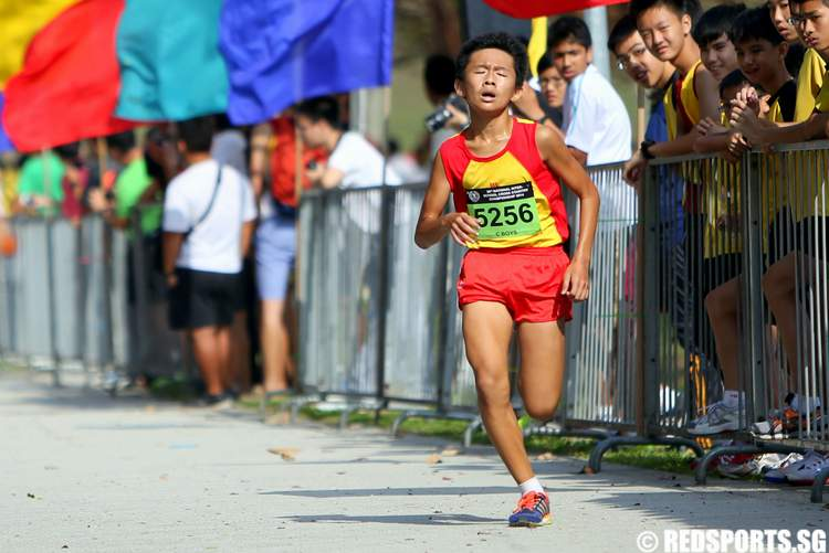 55th National Inter-School Cross Country Championships