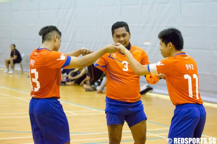 Community Games 2014 Sepak Takraw 9Y2