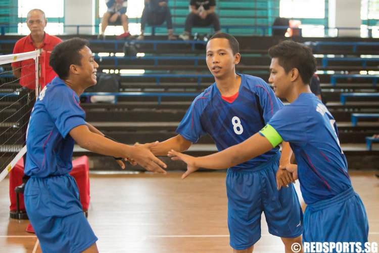 Community Games 2014 sepak takraw toa payoh central csc