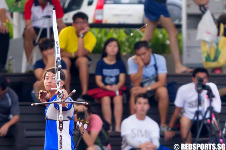 ntu institutional archery championships 2014