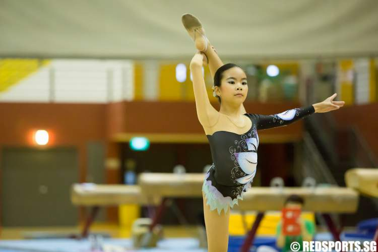6th Singapore Gymnastics National Championships (Rhythmic Gymnastics)