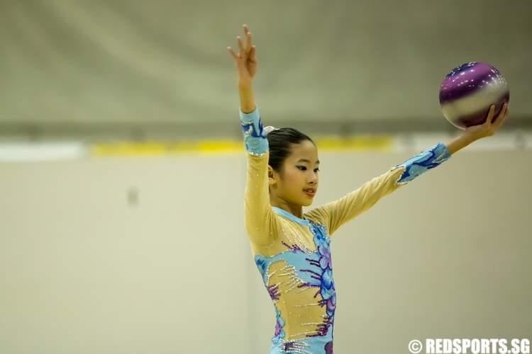 6th Singapore Gymnastics National Championships (Rhythmic Gymnastics) Stage 2