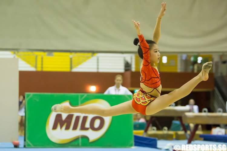 6th Singapore Gymnastics National Championships (Rhythmic Gymnastics) Stage 3