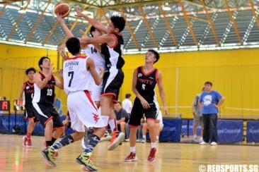 National B Div Bball: Dunman edge out Unity 55–53; both teams qualify for Rd 2