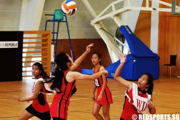 A Div Netball: HCI start season with 81–1 win over NJC