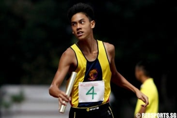 C Div 4x400m (Boys): ACS(I) win decisively in 3:41.42