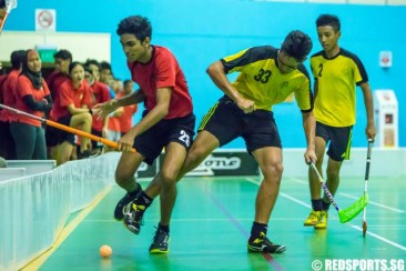 National B Div Floorball (Boys): St. Gabriel's oust Victoria School 5–4 to clinch bronze