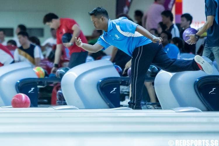 2014 Community Games Bowling Yio Chu Kang CSC Special Olympics