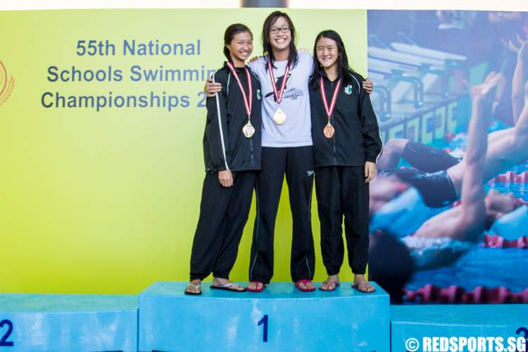 55th National Schools Swimming Championships C Division 50m Butterfly