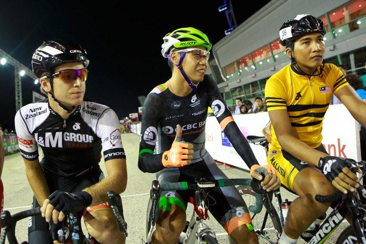 ho jun rong ocbc cycle singapore