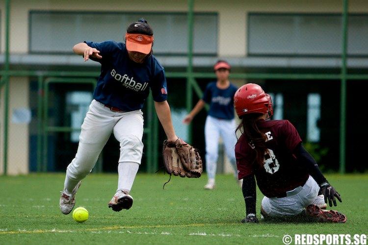 national a division softball vjc vs rvhs