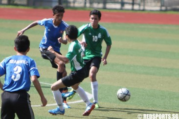 National A Div Football: NYJC end season with 3–0 win over SJI Int'l