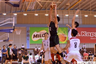 A Div Bball: Strong final quarter lifts RI past SAJC 47–38
