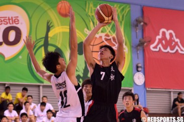National A Div Bball: Flurry of three-pointers help AJC to 61–25 win over TJC