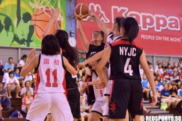 A Div Basketball (Girls): NYJC claim third after defeating NJC 62–52