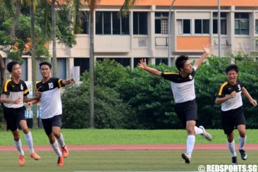 National A Div Football: SAJC upset VJC 1–0 to march into 3rd final in 5 years