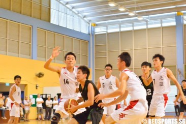 National A Div Bball: RI finish second round undefeated with 48–40 win over PJC