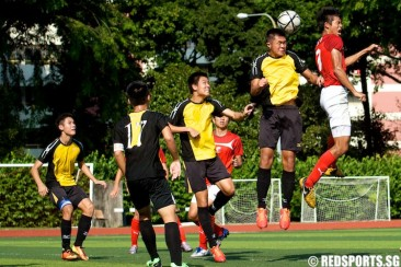 National A Div Football: VJC and ACJC advance to semi-finals after 1–1 draw