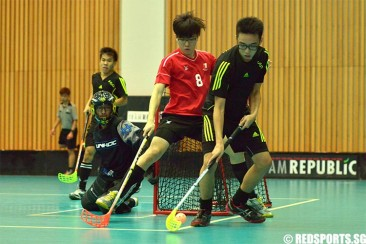 National A Div Floorball (Boys): TJC defeat NJC 11–3 but miss out on semis