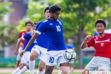 National A Div Football: MJC advance to final with 3–2 victory over ACJC