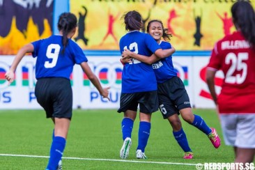 National A Div Football (Girls): MJC edge past MI 1–0 in extra time to clinch third