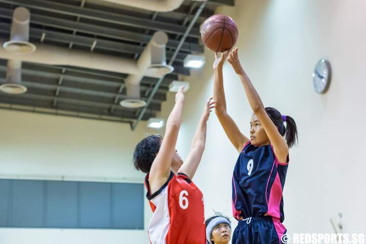 2014 Community Games Women's 3-on-3 Basketball Taman Jurong CSC