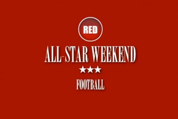 Football: Looking for Challengers to go up against the All-Stars at the RED All-Star Weekend. Are you game?