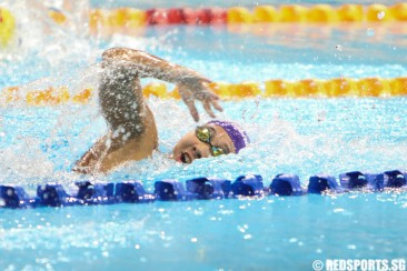 SEA Swimming Championships: Nur Marina Chan meets two Asian Games 'B' qualifying marks