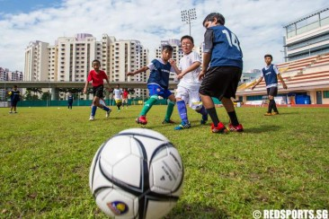 ActiveSG football camp provide children opportunity to pick up fundamental skills