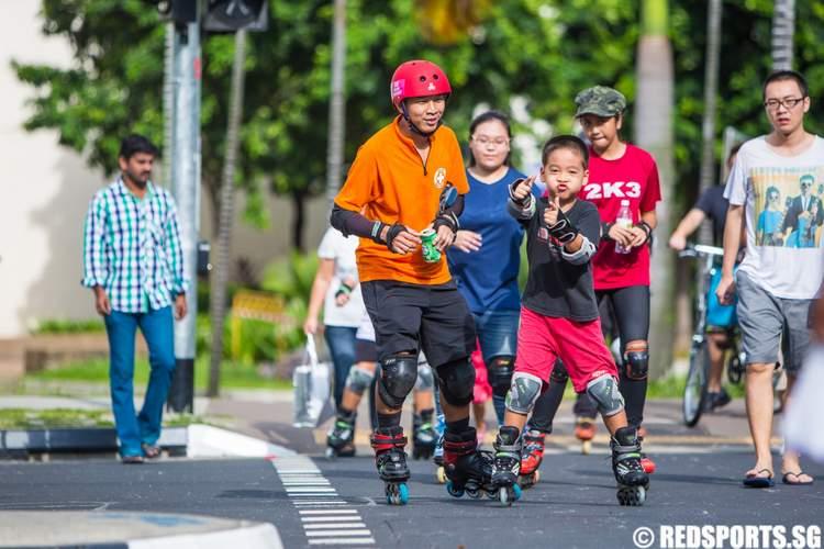 ActiveSG June Holiday Programme Social Skate
