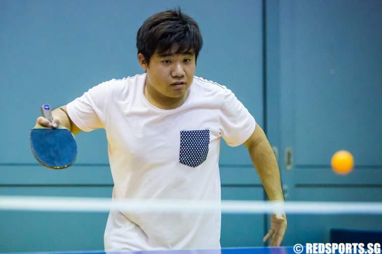 ActiveSG Interest Programme Table Tennis