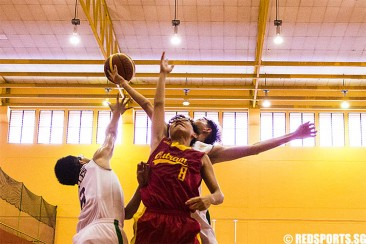 South Zone C Div Bball: Good defence helps RI beat Outram 67–27