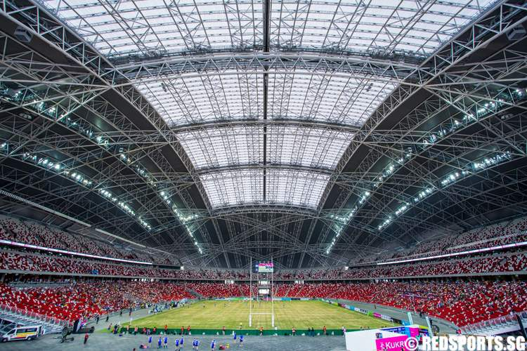 Singapore Sports Hub National Stadium