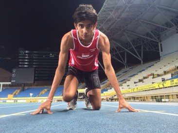 Singapore put up strong showing at Asian Junior Athletics Championships