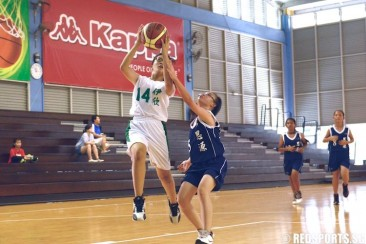 North Zone C Div Bball (Girls): Ahmad Ibrahim defeat Northbrooks 53–8 in opening game
