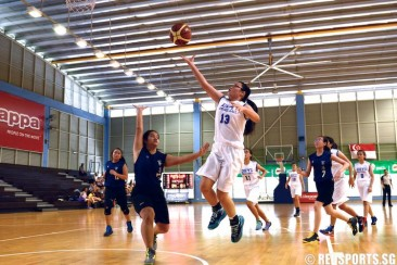 North Zone C Div Bball (Girls) : Deyi defeat Naval Base 46–3 in opening game