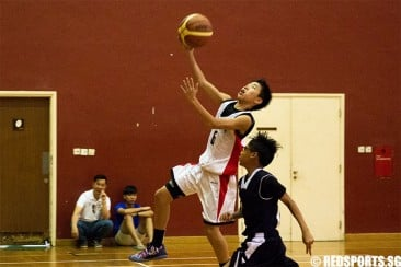 South Zone C Div Bball: Catholic High open season with commanding 106–3 win over Serangoon Garden