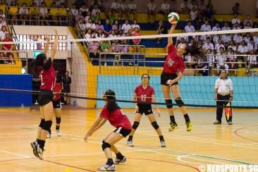 National C Div Vball: Bukit Panjang beat Cedar Girls' 3–2 to clinch first ever title