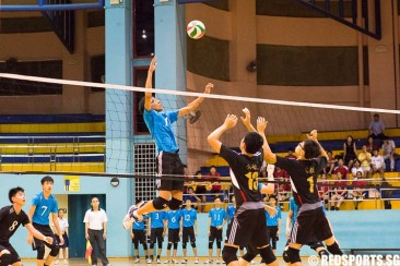 National C Div Vball: St Hilda's are champions after beating Catholic High 3–2