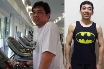 AHM: Health scare spurs NSman Mark Chui to run and take on first half marathon