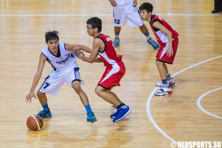 National C Division Basketball Final North Vista Secondary vs Catholic High
