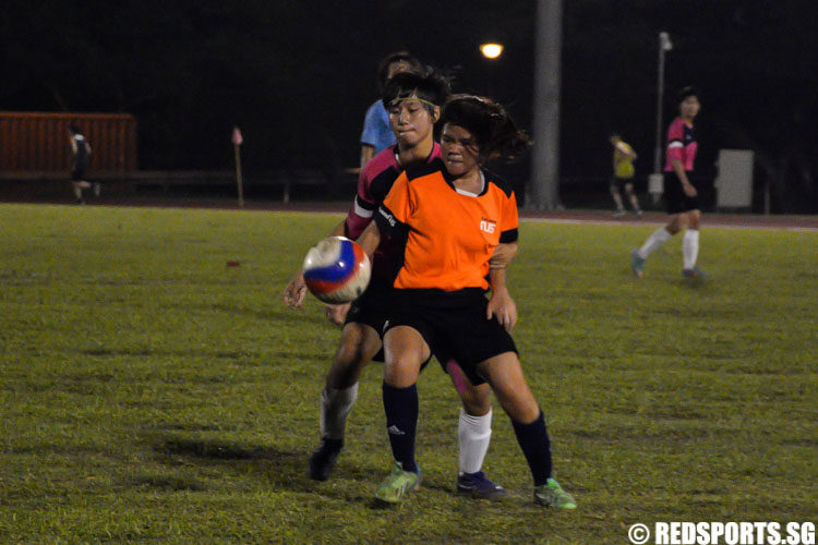 SUniG Football (Women's) NTU vs NUS
