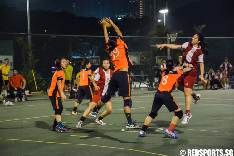 SUniG Handball Championship (Women) NTU vs NUS