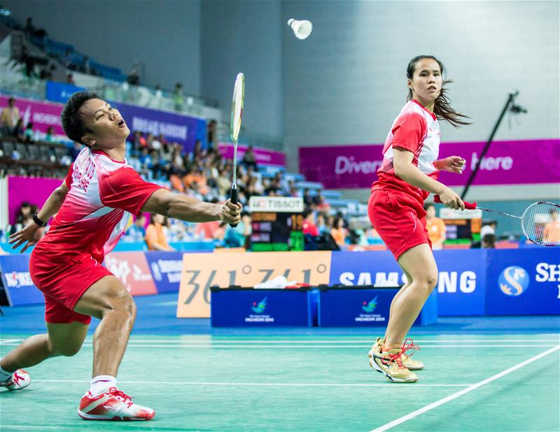 Asian Games Badminton 2014