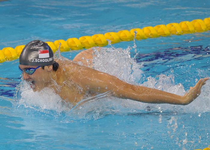 Incheon Asian Games Swimming Joseph Schooling