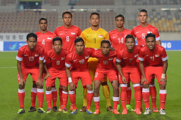 Asian Games Football Singapore Fail To Qualify For Round Of  Red Sports