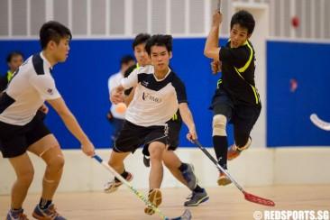 SUniG Floorball: SMU defeat SIT 7–5