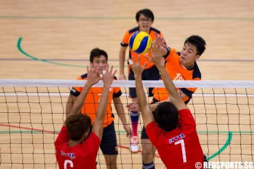 SUniG Volleyball: NUS retain title with 3–0 victory over NTU